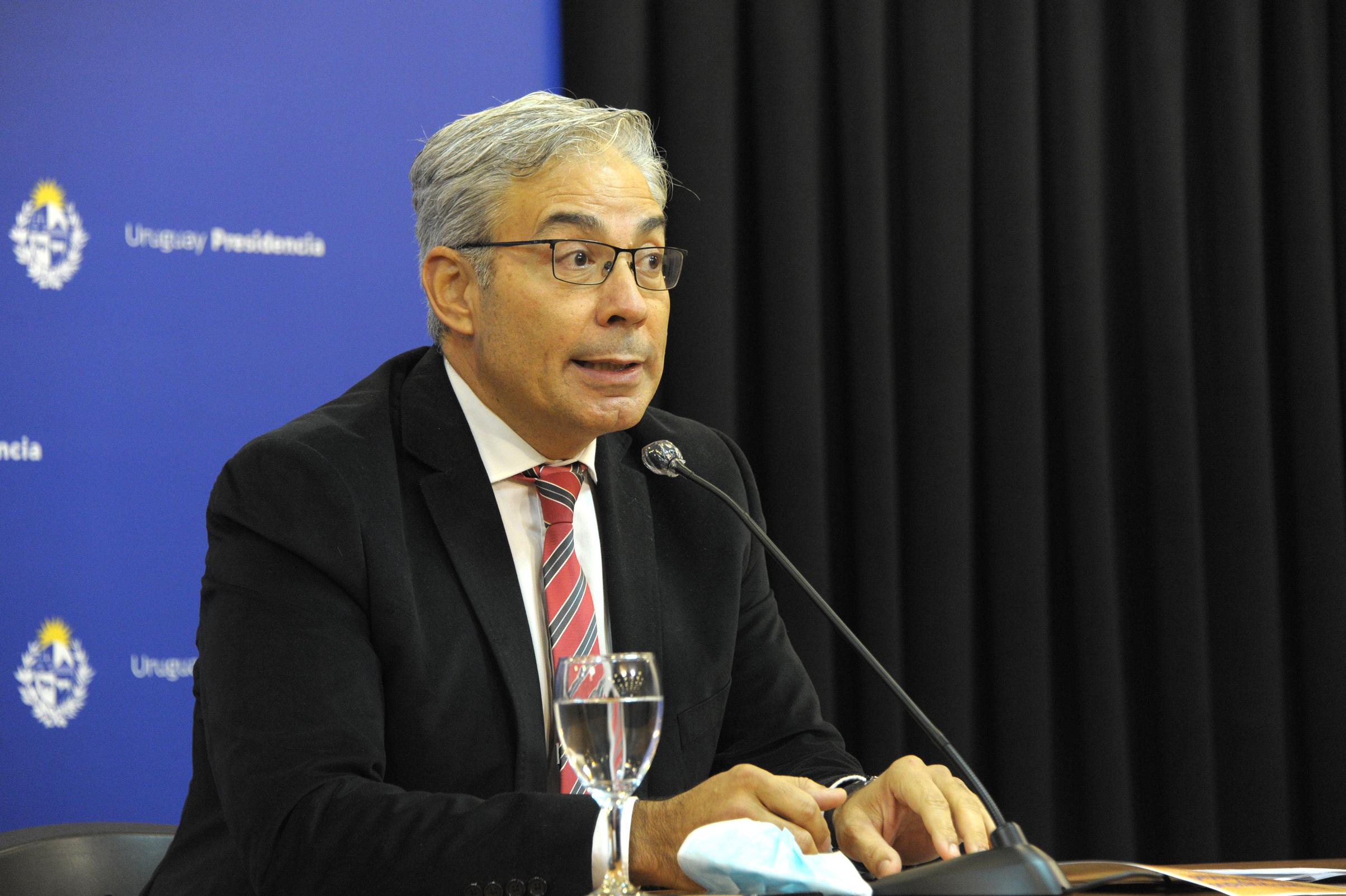 Presidente de ANEP, Robert Silva