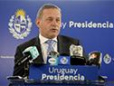 Rueda de prensa del secretario de Presidencia, Álvaro Delgado