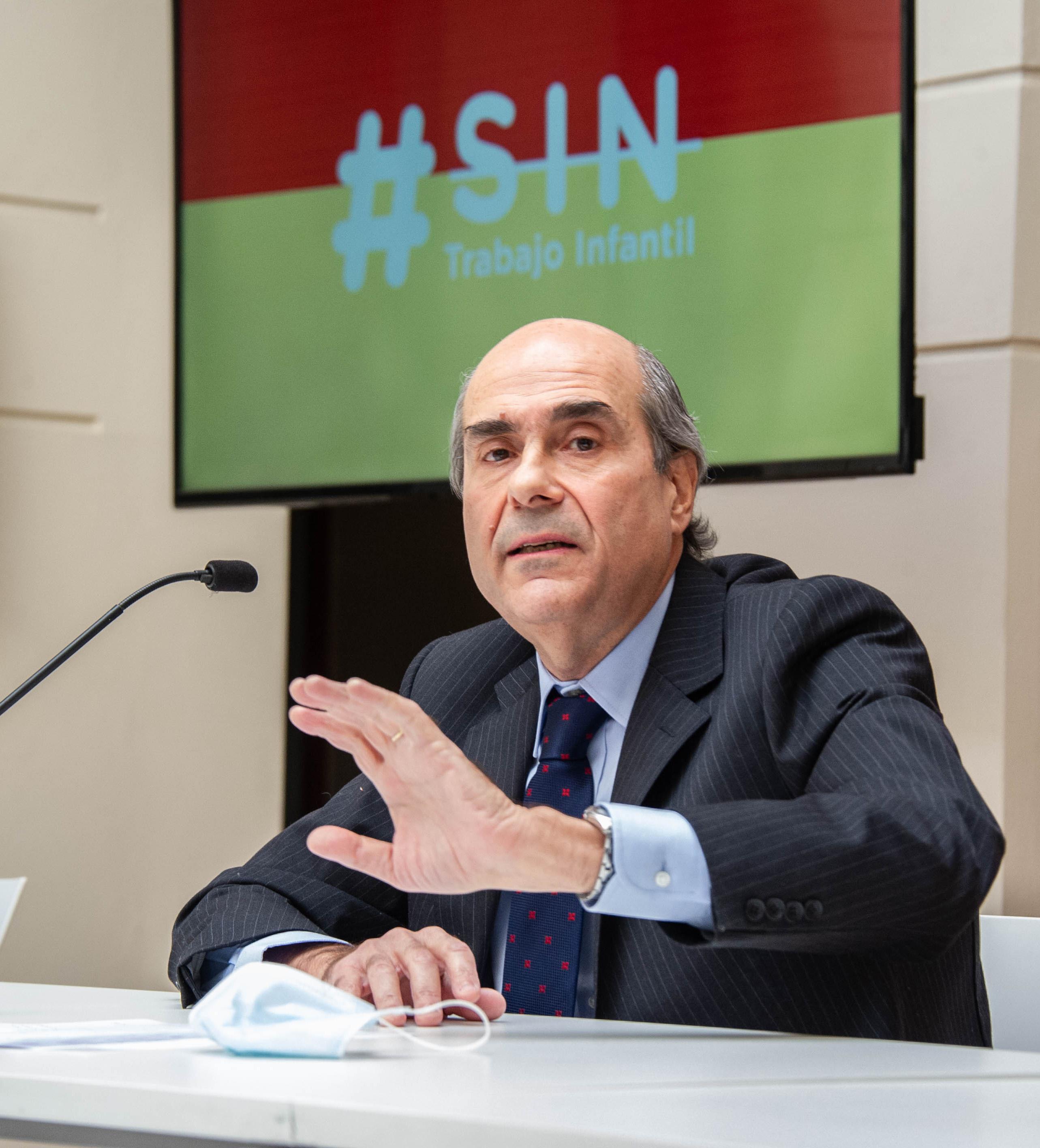 Presidente de INAU, Pablo Abdala