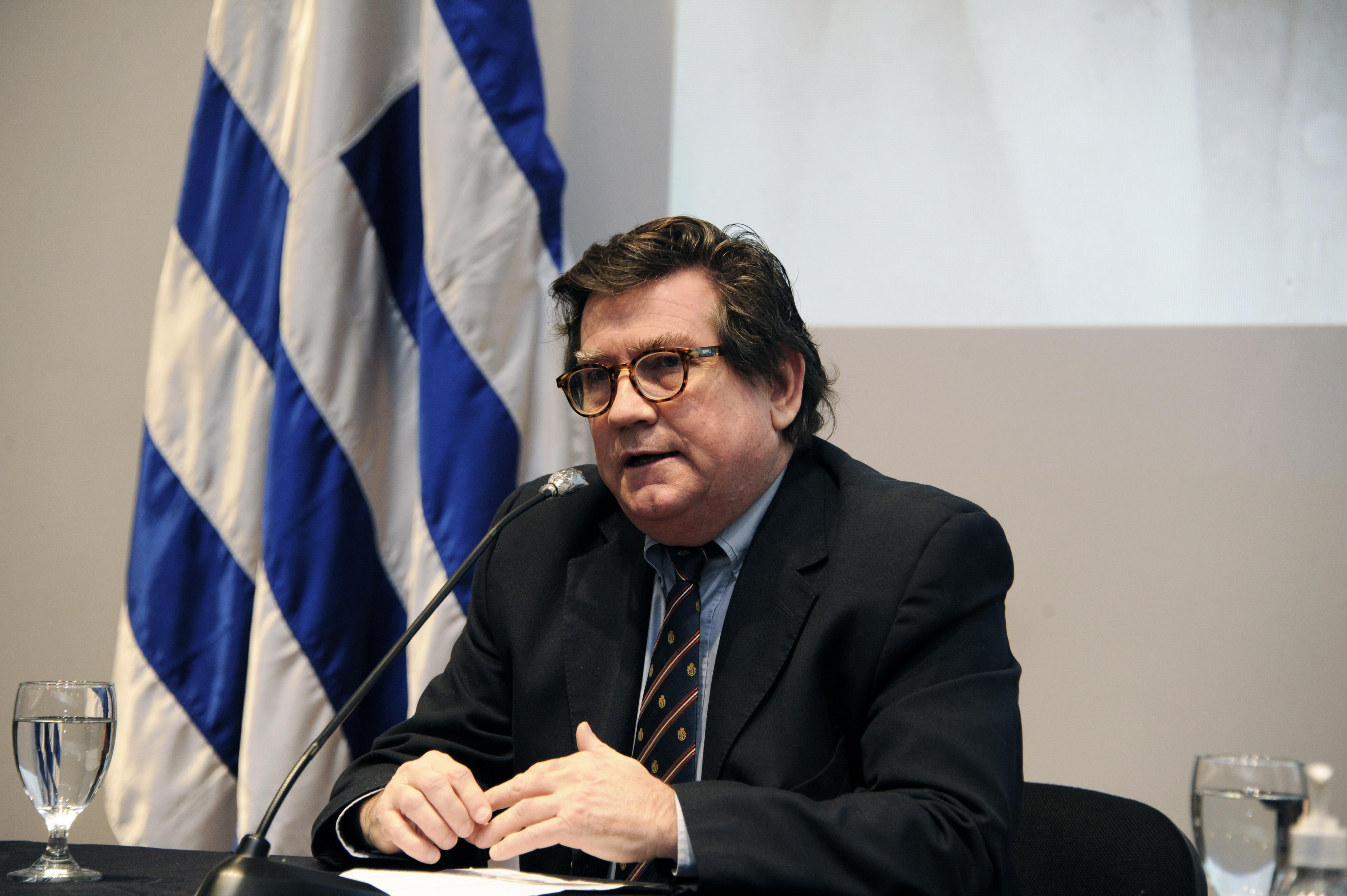 Director de la Comisión del Patrimonio Cultural de la Nación, William Rey