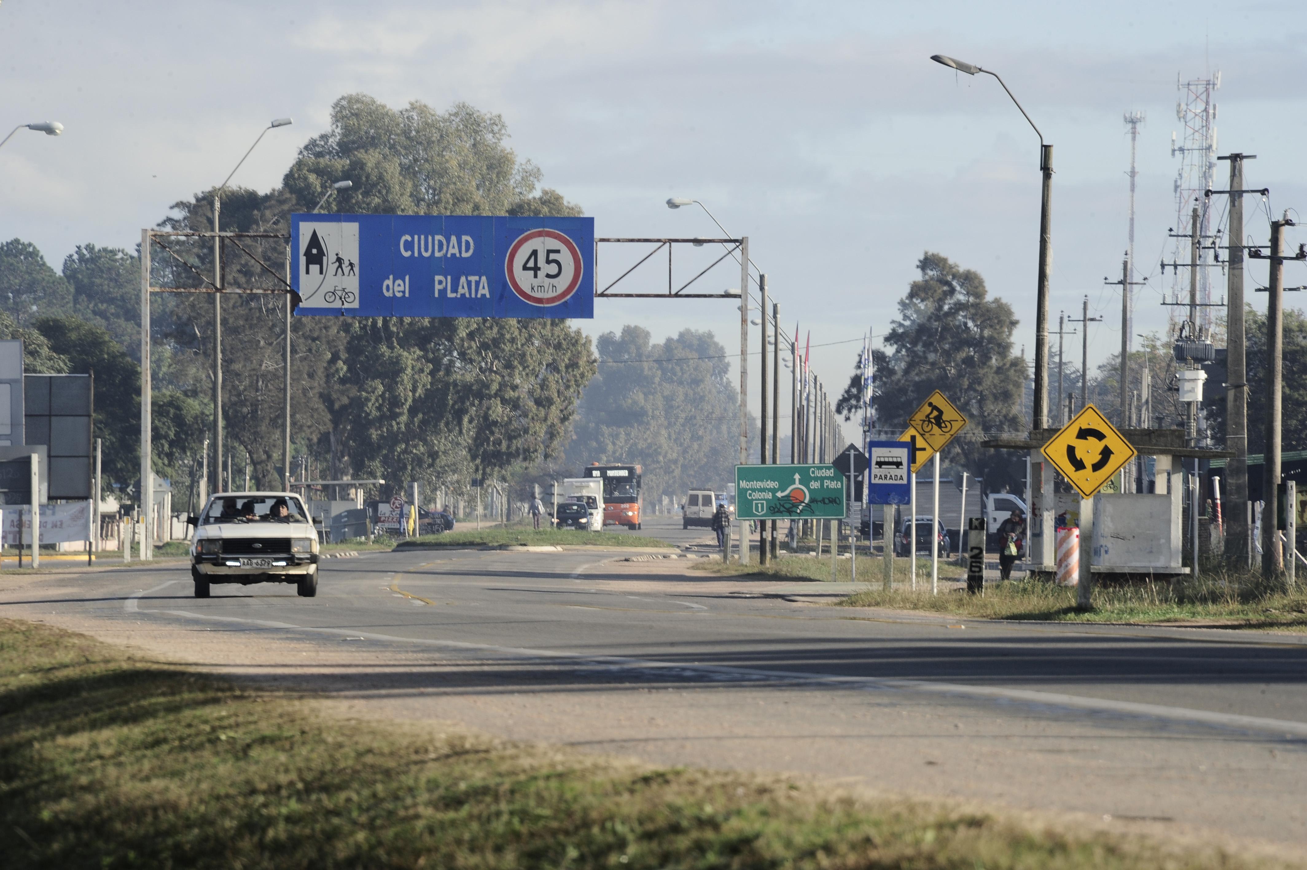 Ciudad del Plata, departamento de San José
