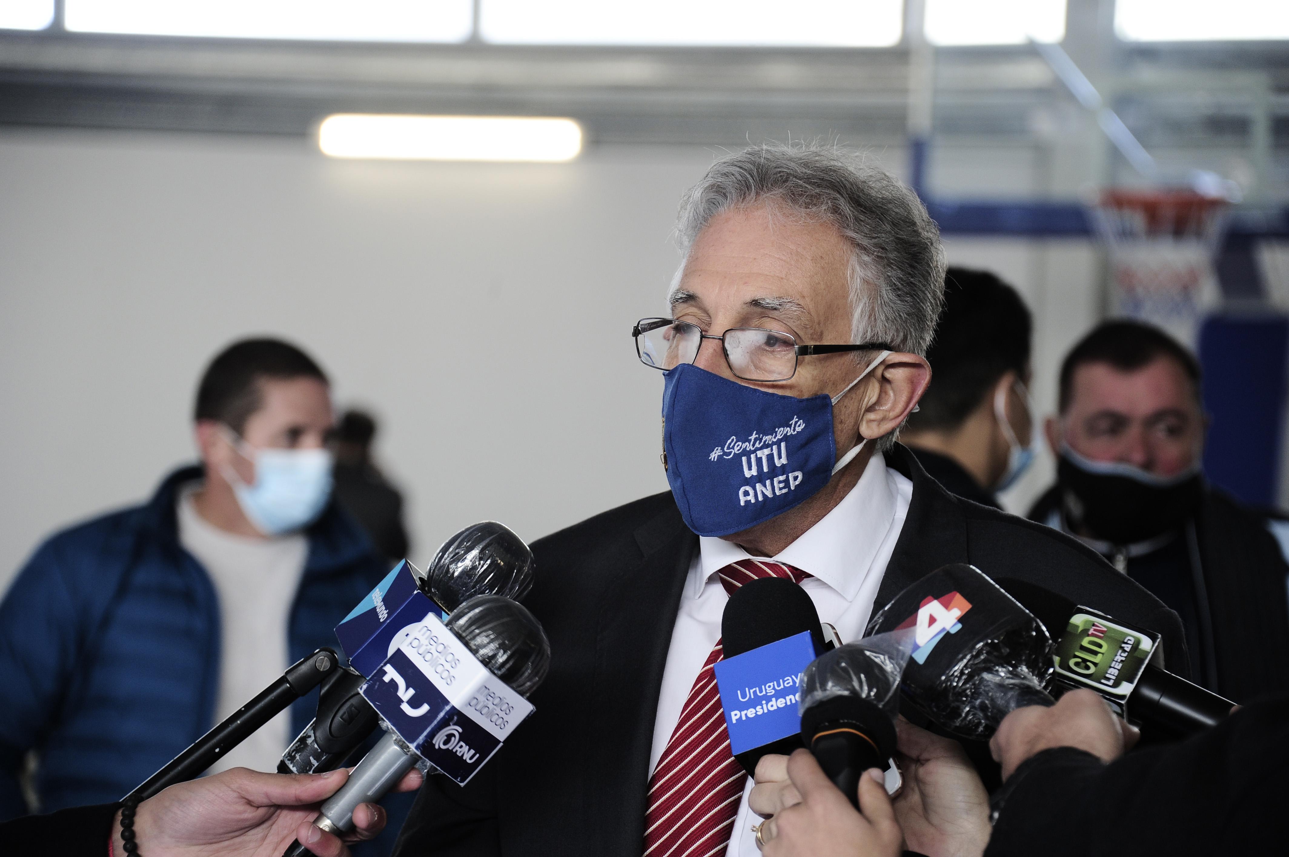 Director General de la UTU, Juan Pereyra