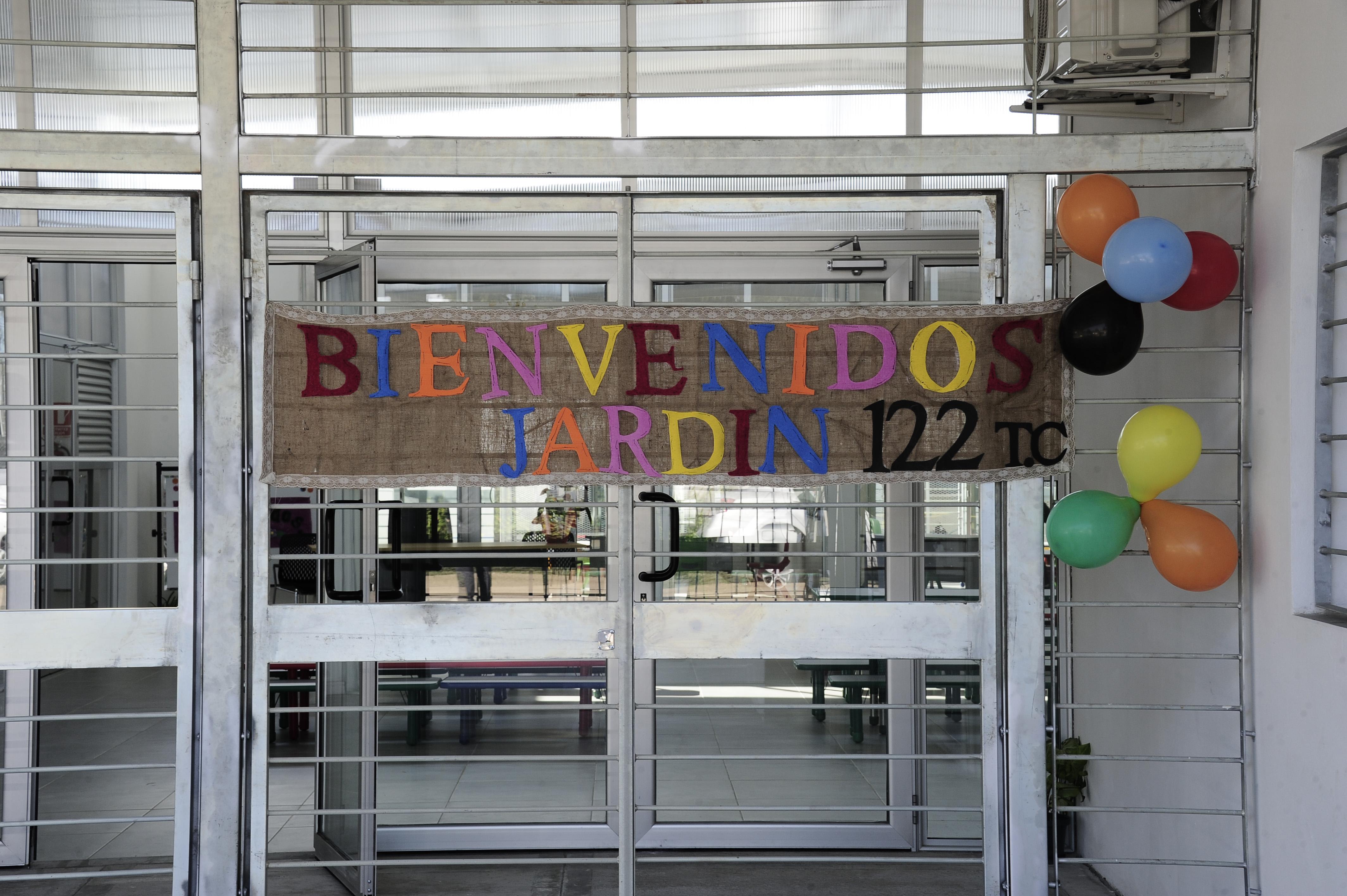 Jardín de infantes n.° 122 de Ciudad del Plata