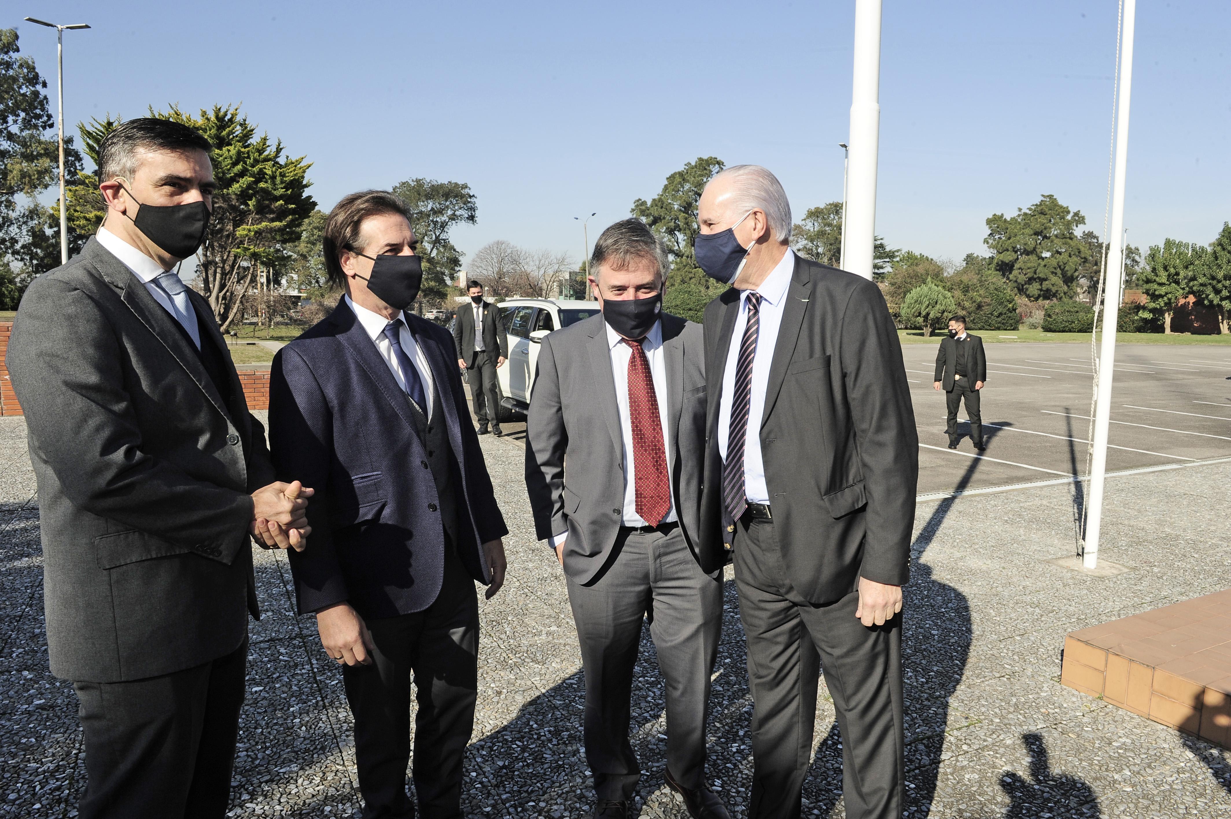 Presidente de la República participó del lanzamiento de Test Uruguay