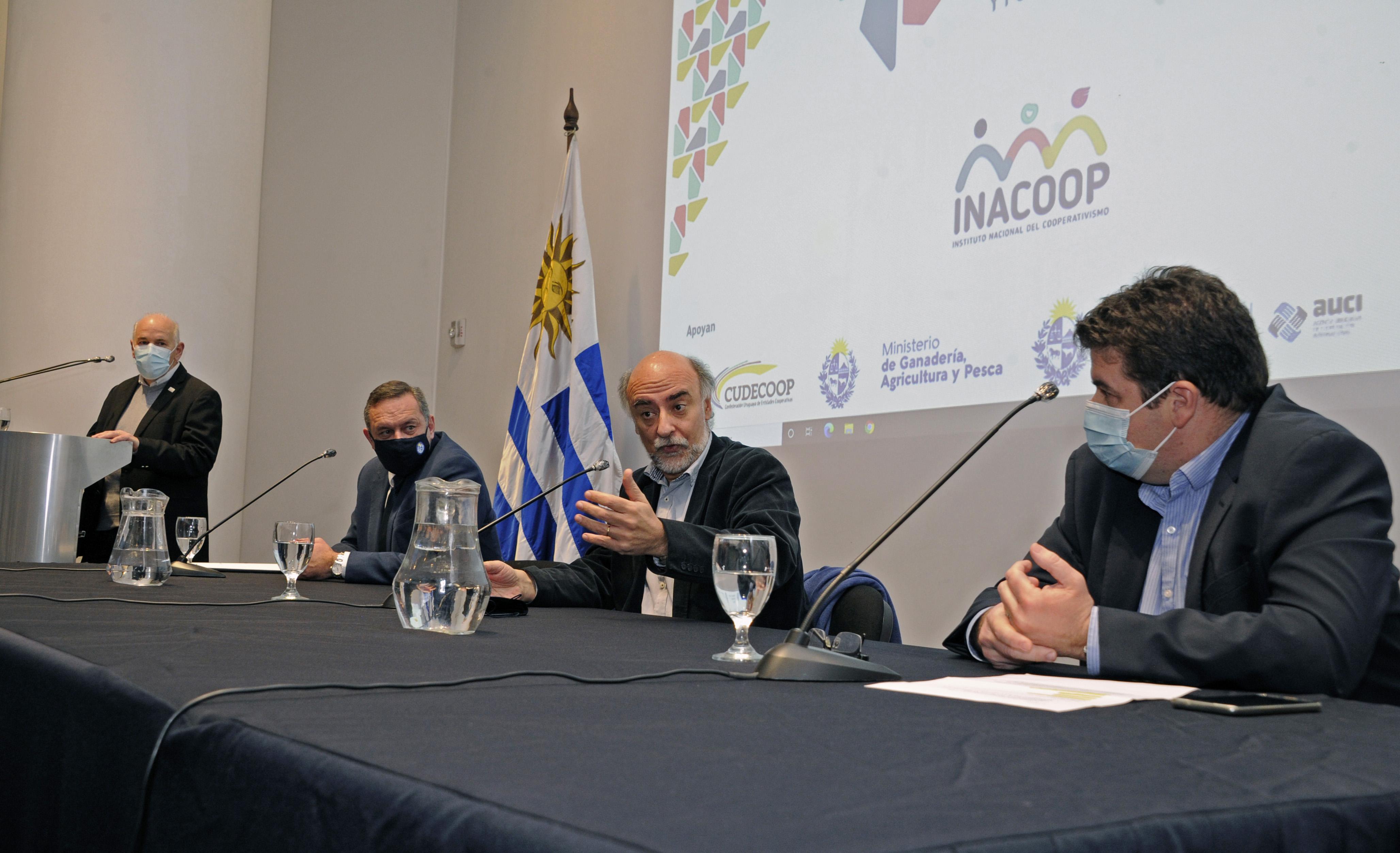 Lanzamiento de la primera edición del Premio Miguel Cardozo